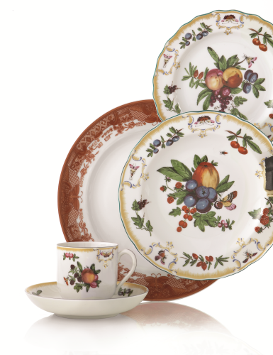 Fine China Dinnerware Reproductions And Original Designs Mottahedeh